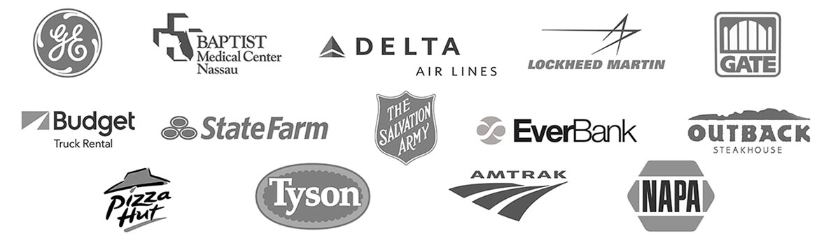 Trusted by these companies